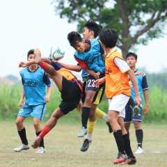 Jelang gelaran Piala Suratin, 34 pemain lolos seleksi Persiku Junior